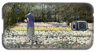 Tulip Culture Galaxy S5 Case