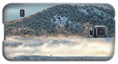 Uncompaghre Valley Fog Galaxy S5 Case