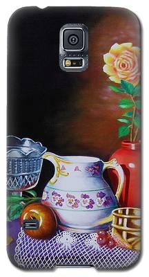 Nostalgic Vision Galaxy S5 Case
