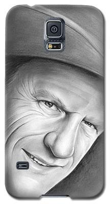 Gunsmoke's Matt Dillon Galaxy S5 Case