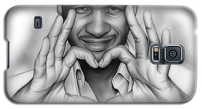 Usher Galaxy S5 Case
