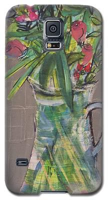 Valentine Rose Galaxy S5 Case