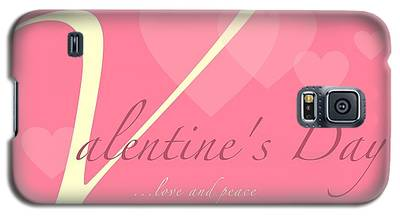 Valentine's Day Galaxy S5 Case