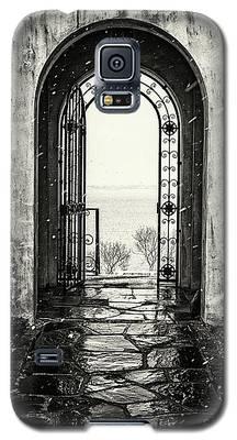 Vanderbilt Doorway In Centerport Galaxy S5 Case