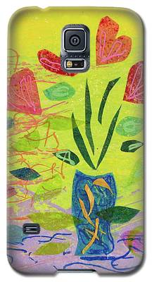 Vase Full Of Love Galaxy S5 Case