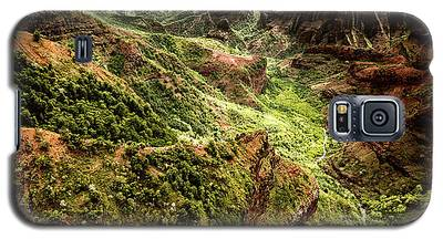 Waimea Canyon Galaxy S5 Case