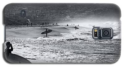 Waiting For The Surf By Mike-hope Galaxy S5 Case