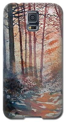 Wander In The Woods Galaxy S5 Case