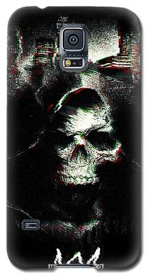 Watch Dogs 2 Galaxy S5 Case