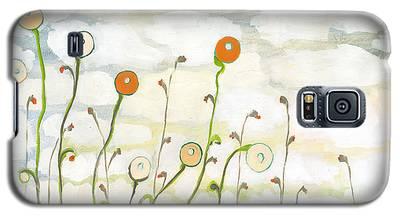 Cloud Galaxy S5 Cases