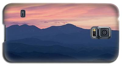 Watercolor Sunset Galaxy S5 Case