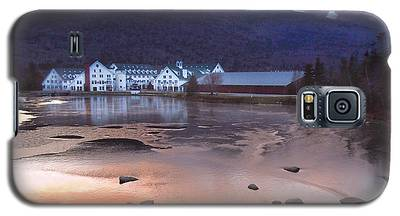 Waterville Valley Sunset Galaxy S5 Case