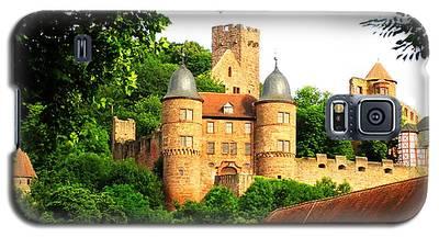 Wertheim Castle Galaxy S5 Case