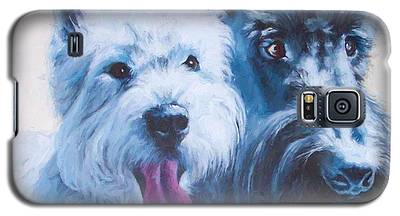 Westie And Scotty Dogs Galaxy S5 Case