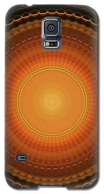 Wheel Kaleidoscope Galaxy S5 Case