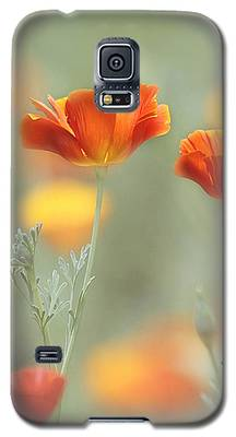 Whimsical Summer Galaxy S5 Case