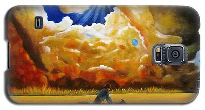Wild Fire  Galaxy S5 Case
