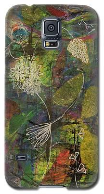 Wildflower Two Galaxy S5 Case