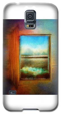 Window To Anywhere Galaxy S5 Case
