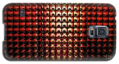Wine Cellar Galaxy S5 Case