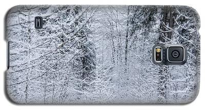 Winter Glow- Galaxy S5 Case