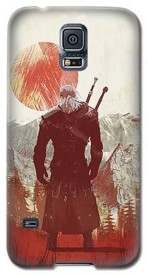 Witcher 3 Galaxy S5 Case