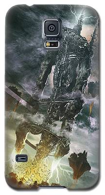 World Thief Galaxy S5 Case