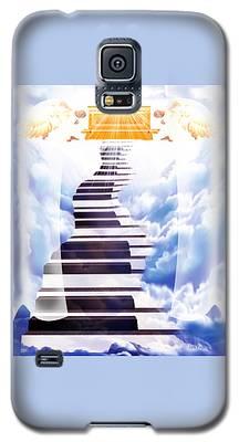 Worship Encounter Galaxy S5 Case