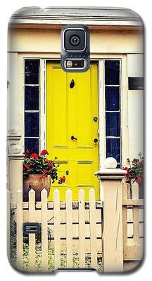 Yellow Door Galaxy S5 Case