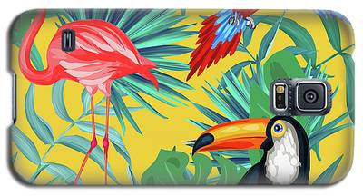 Toucan Galaxy S5 Cases