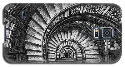 Frank Lloyd Wright - The Rookery Galaxy S5 Case