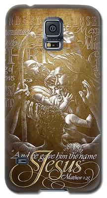 Immanuel Galaxy S5 Case