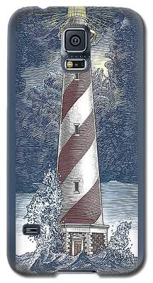 Peace In The Storm Galaxy S5 Case