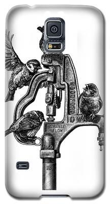 Talk Around The Watercooler Galaxy S5 Case