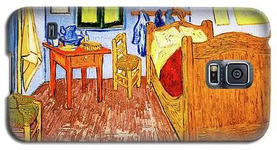 Van Gogh's Bedroom Galaxy S5 Case