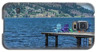 Adirondack Dock Galaxy S5 Case