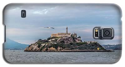Alcatraz Galaxy S5 Case