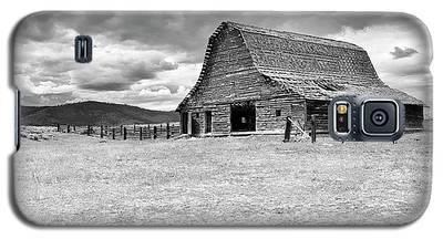Alone On The Prairie Galaxy S5 Case