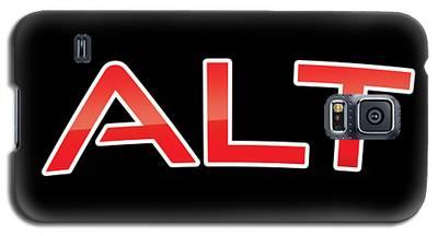 Alt Galaxy S5 Case