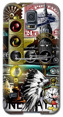 Americana Galaxy S5 Case