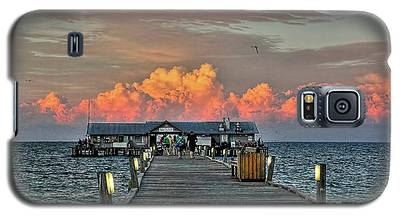 Anna Maria City Pier Galaxy S5 Case
