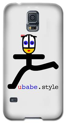 Babe Runner Galaxy S5 Case