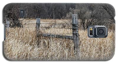Barbed Wire Fence Galaxy S5 Case