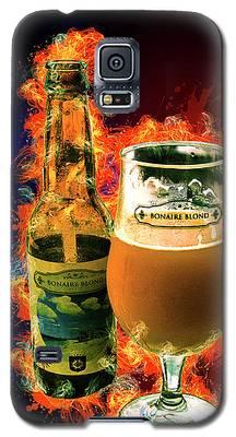 Bonaire Blond Galaxy S5 Case