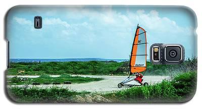 Bonaire Land Sailor  Galaxy S5 Case