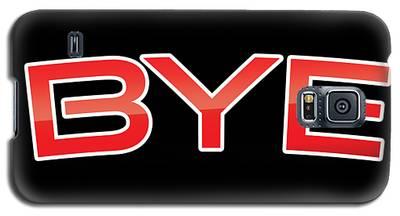 Bye Galaxy S5 Case
