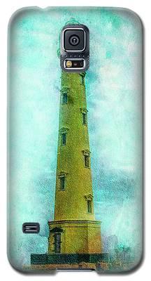 California Lighthouse Aruba Galaxy S5 Case