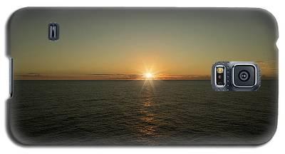 Caribbean Sunset Galaxy S5 Case