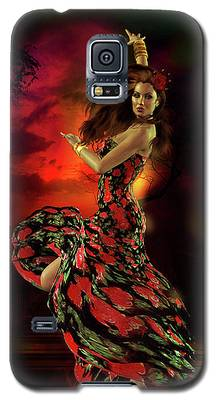 Carmen Galaxy S5 Case