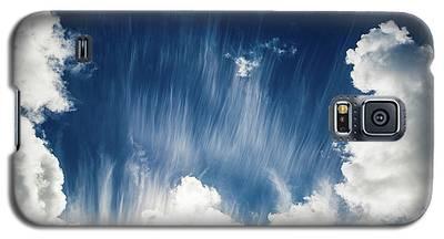 Cirrus Fibratus Galaxy S5 Case